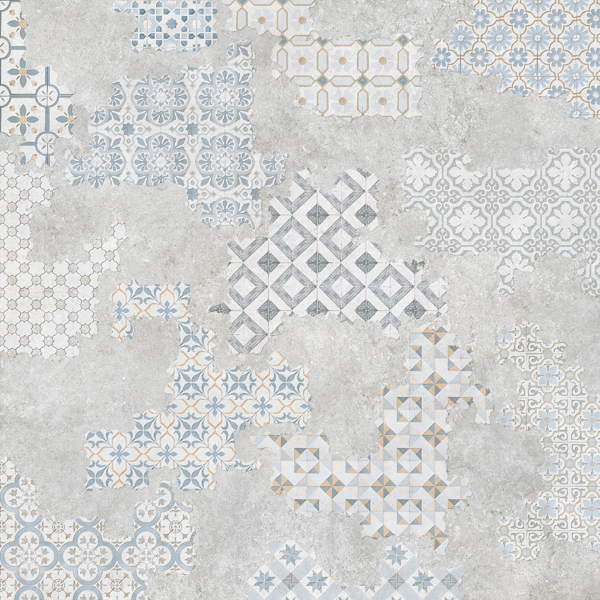 Cover geotiles - Deco gris taupe ...