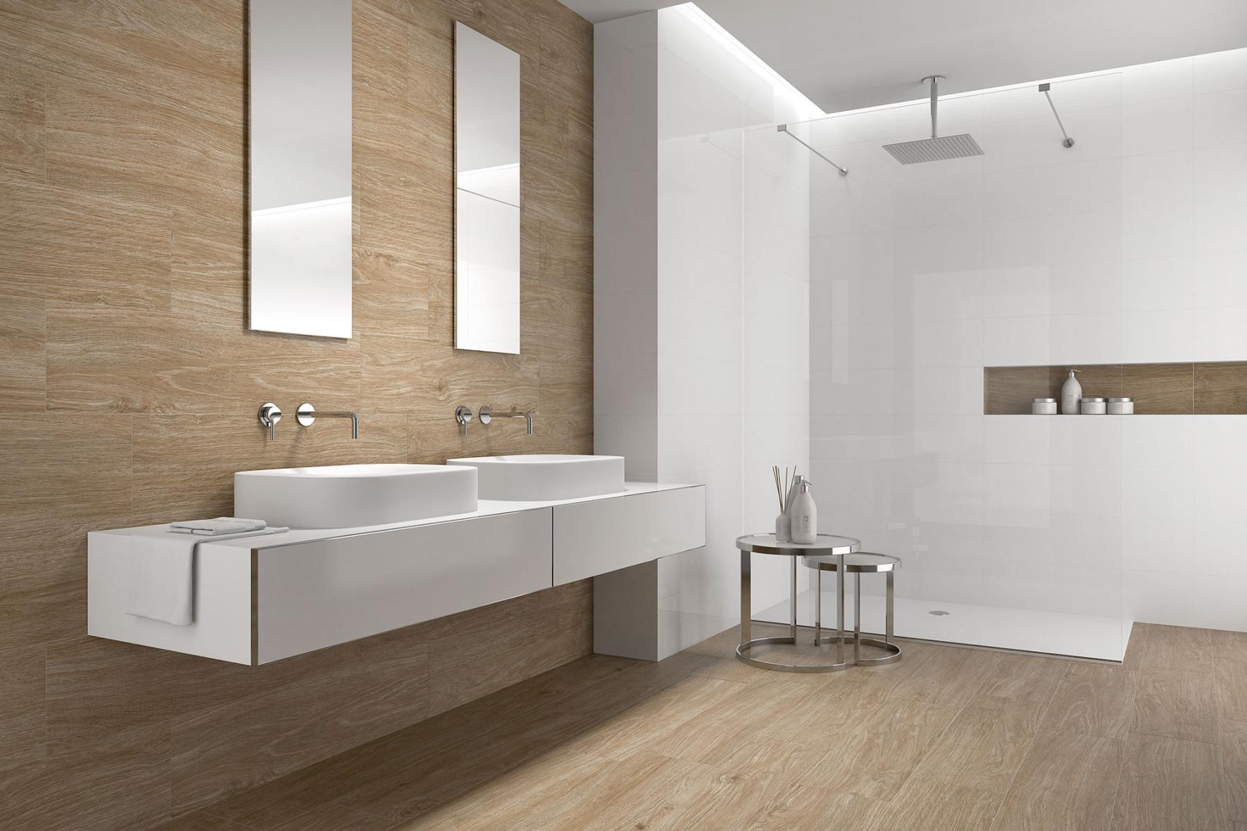 Suelo de gres imitacion madera baldosa de suelo de gres for Sunset bathroom designs